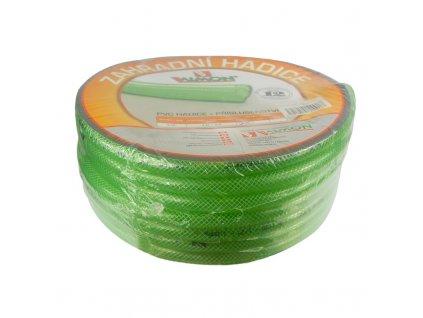 """Zahradní hadice , Valmon, PVC zelená, 1/2"""", 25 m"""