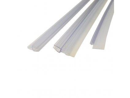 Stírací lišta silikonová spodní pro CK70101E, CK70102E, sada 2 ks