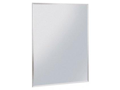 Zrcadlo 40x60cm, s fazetou, bez úchytu