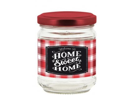 JAR WITH LID 200ML