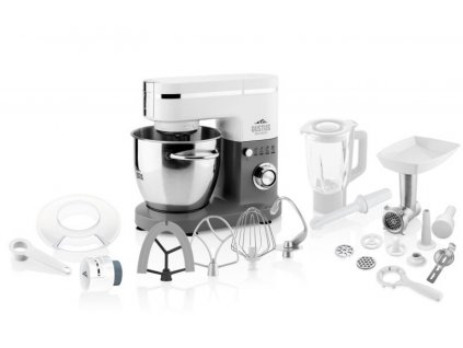 Kuchyňský robot ETA Gustus Gulliver III 3128 90010 šedý/bílý