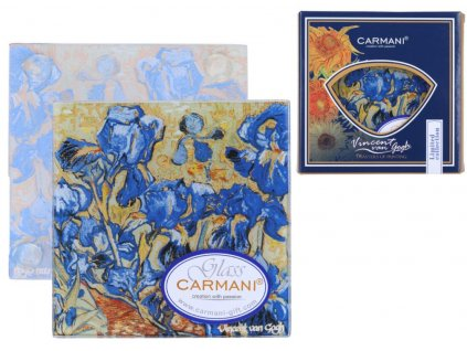 Carmani, Podtácek dekorační - Vincent Van Gogh - Iris