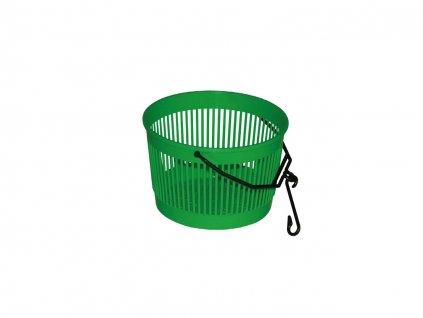 košík kolíčky zel