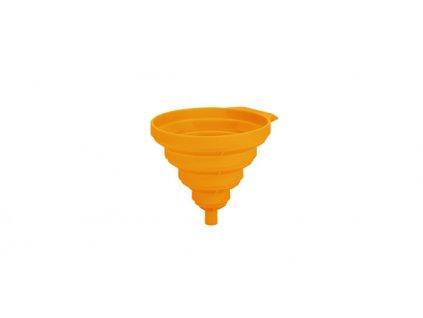 Nálevka FUSION pr. 14 cm, oranžová