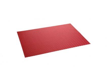 Prostírání FLAIR SHINE 45x32 cm, červená