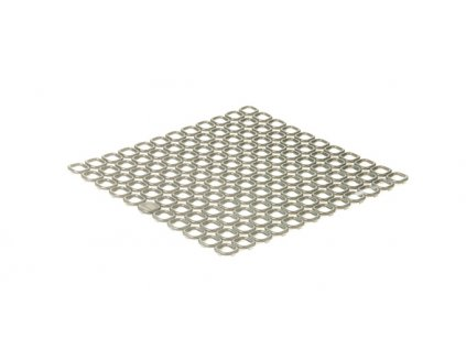 Podložka do dřezu ONLINE 29x27 cm, šedá