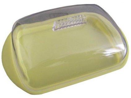 Dóza na máslo, plast