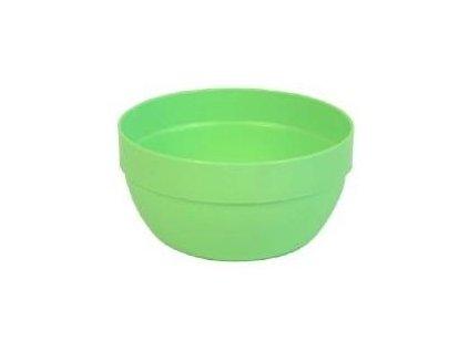 Miska polévková, objem 0,5 l, plast