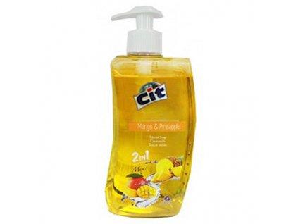 LIQUID SOAP CIT 500ML, MANGO+PINEAPPLE