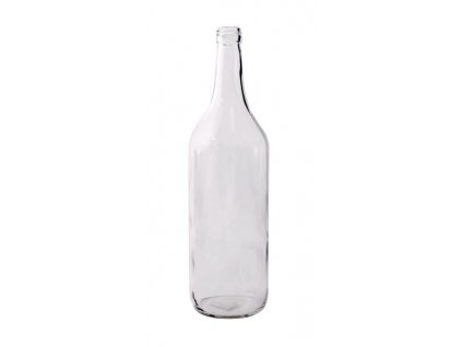 GLASS BOTTLE 1L