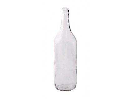Láhev skleněná 1 l