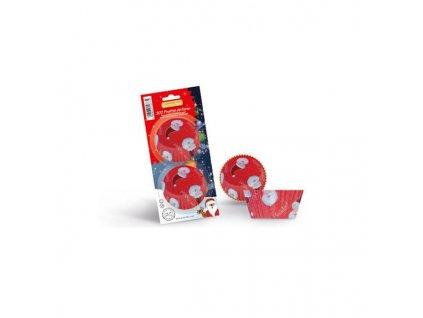 Christmas paper cupcakes,5x5cm