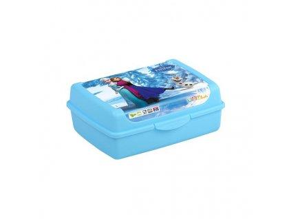 BOX svačinový 1l MIDI FROZEN - Ledové království