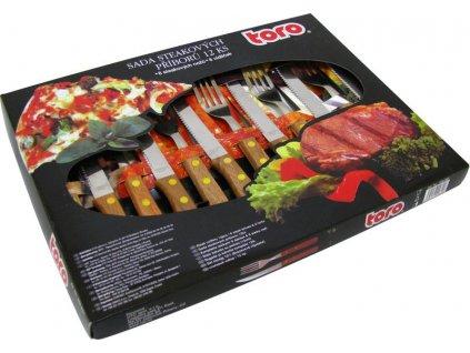 s/s fork nad knife set/12 psc