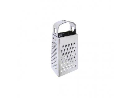 SS steel mini grater 3,8x2,8x7,8cm