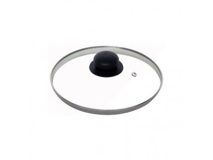 Glass lid 24cm