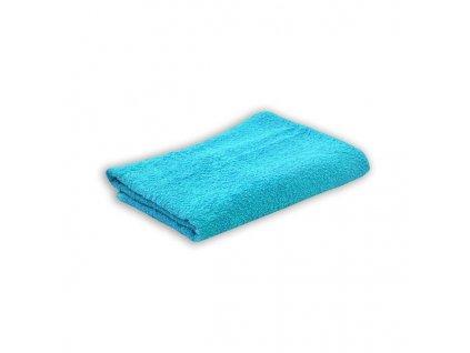 Osuška PAYO, 70x140cm, modrá