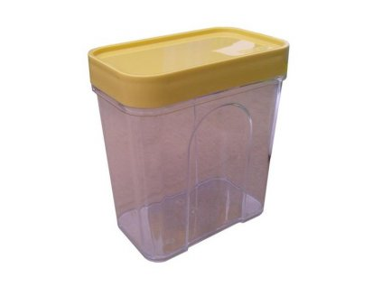 FOOD CONTAINER W/LID 1L