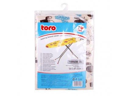 Toro spare cover/cotton/120x38