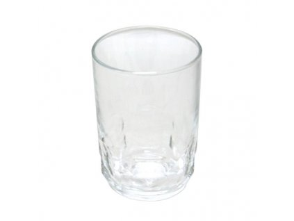 HILAL CLEAR TUMBLER 255ML 7,3x10,3CM