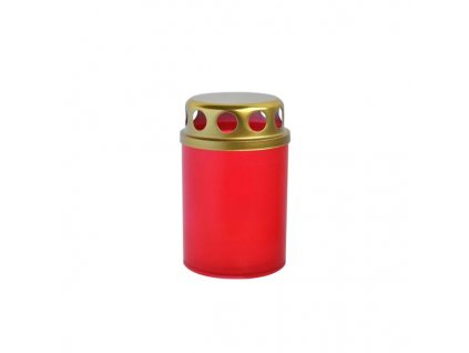 GRAVEYARD CANDLE WITH LID, 7CM