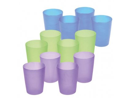Kalíšek plastový - 250 ml
