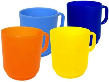CUP 2,5 DL PP - MATTED