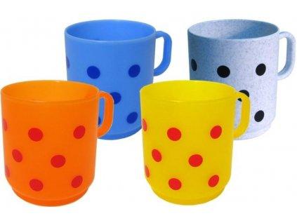 CUP PLASTIC W/PRINT