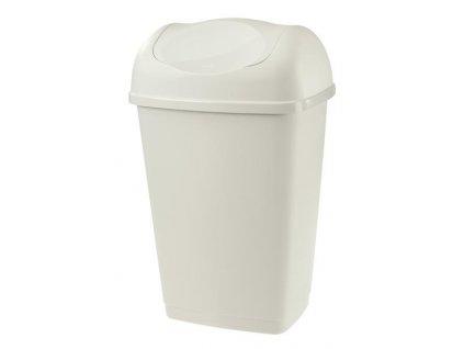 Dust bin with flip Grace 15l, PANNA