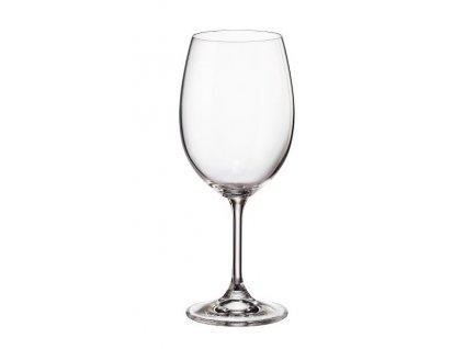 Crystalite sklenice na červené víno GASTRO 450ml, 6ks