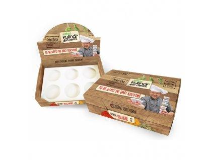 KO Krabice -prázdná pro 6ks koření