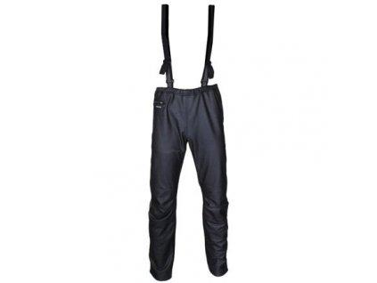 Ski Windproof softshelové kalhoty černá