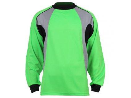 GO-3 brankářský dres zelená