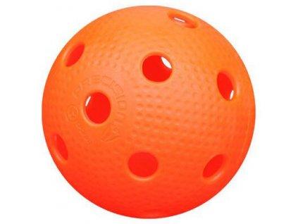Pro League florbalový míček oranžová