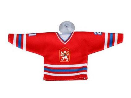 Replika ČSSR 1976 hokejový dres červená
