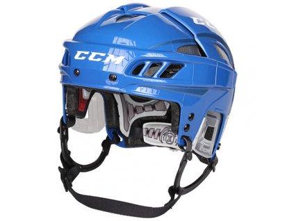FitLite hokejová helma modrá