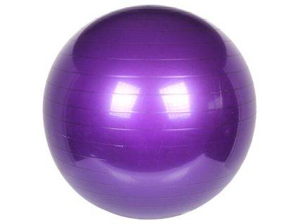 Yoga Ball gymnastický míč fialová