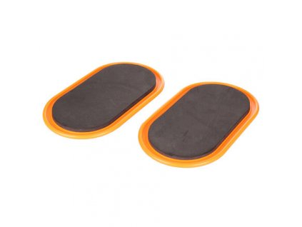 Ellipse Discs klouzavé disky oranžová