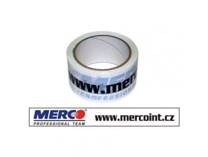Páska práskačka s potiskem Merco