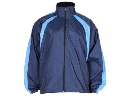 NJ-4 šusťáková bunda modrá