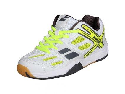 Shadow Club JR juniorská halová obuv žlutá