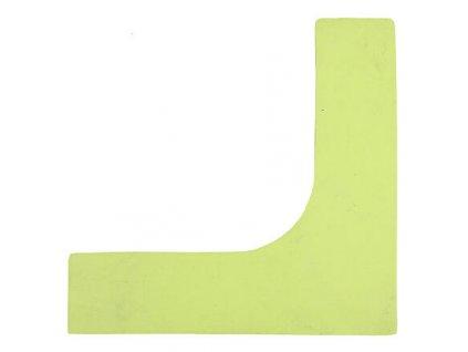 Corner značka na podlahu