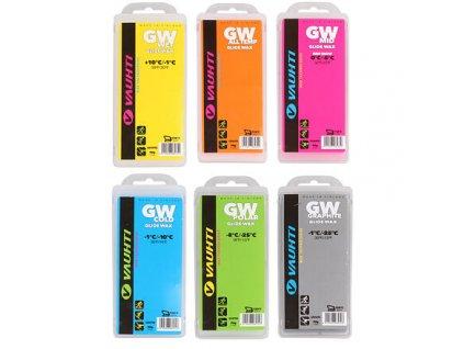 GW sjezdový vosk