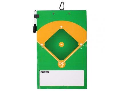Baseball Clip Board trenérská tabule