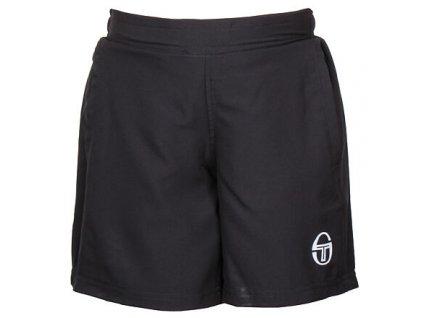 Spokes JR Shorts dětské šortky černá