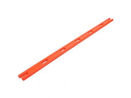 Hex Pole agility tyč oranžová