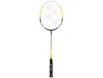 Muscle Power 5 badmintonová raketa černá-žlutá