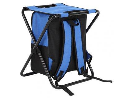 Pike Stool batoh se stoličkou
