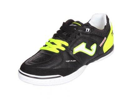 Top Flex 2001 sálová obuv černá