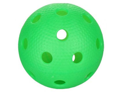 Aero Plus Ball florbalový míček zelená